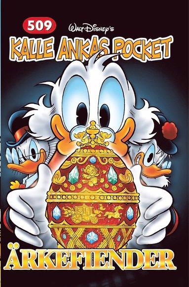 bokomslag Kalle Ankas Pocket 509
