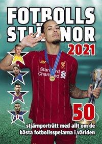 bokomslag Fotbollsstjärnor 2021