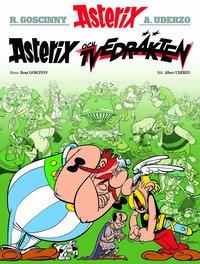 bokomslag Asterix och tvedräkten
