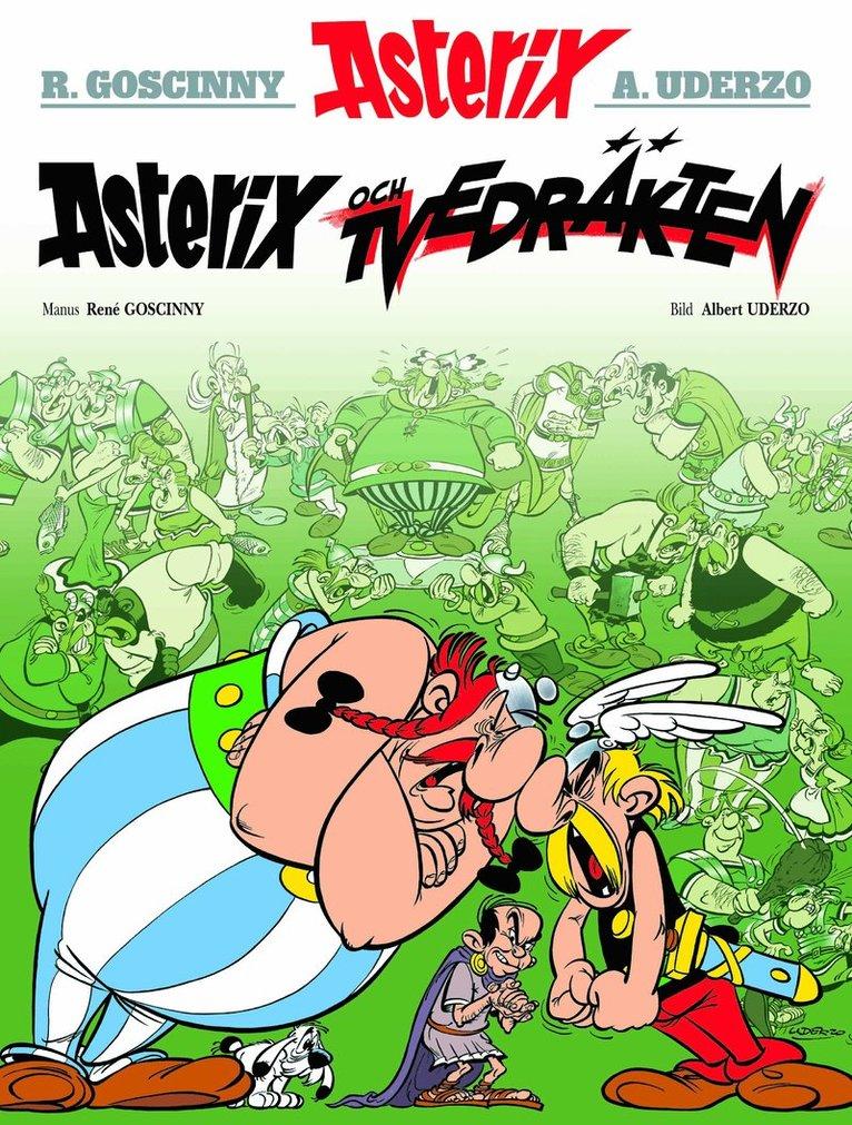 Asterix och tvedräkten 1