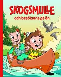 bokomslag Skogsmulle och besökarna på ön