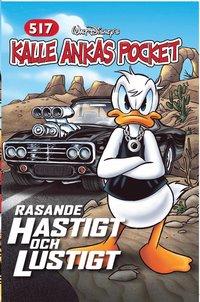 bokomslag Kalle Ankas Pocket 517