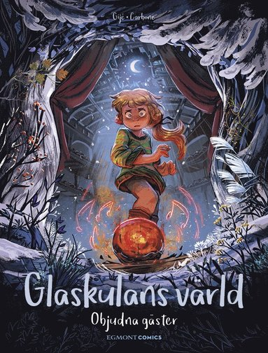 bokomslag Glaskulans värld 3: Objudna gäster