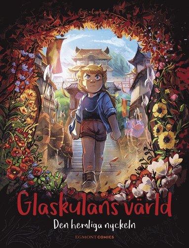 bokomslag Glaskulans värld 4: Den hemliga nyckeln