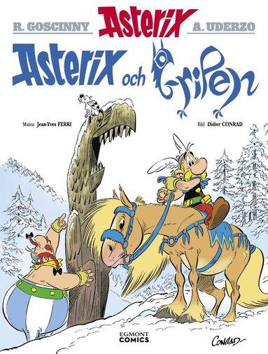 bokomslag Asterix och Gripen