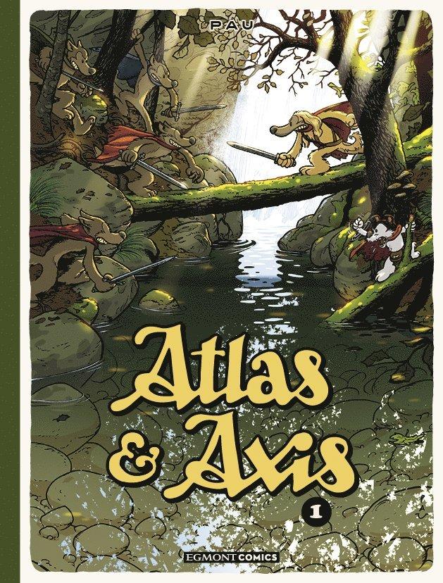 Atlas och Axis del 1 (1/4) 1