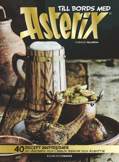 bokomslag Till bords med Asterix