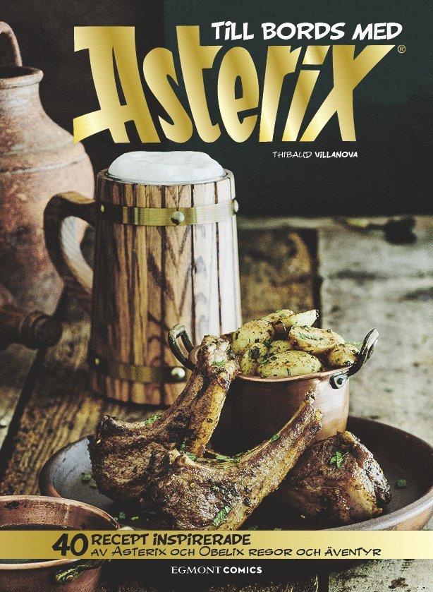 Till bords med Asterix 1