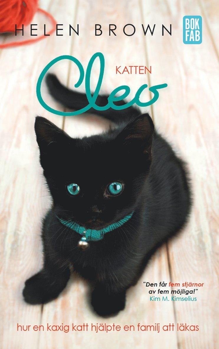 Katten Cleo : hur en kaxig katt hjälpte en familj att läkas 1