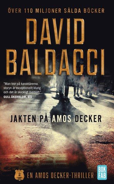 bokomslag Jakten på Amos Decker