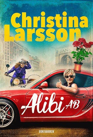 bokomslag Alibi AB