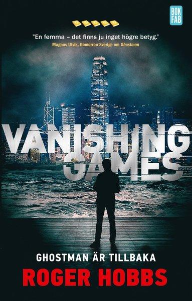 bokomslag Vanishing games