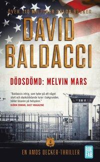 bokomslag Dödsdömd: Melvin Mars