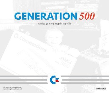 bokomslag Generation 500