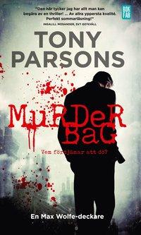 bokomslag Murder bag