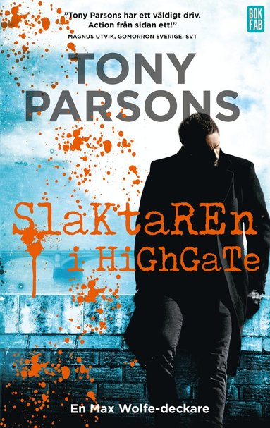 bokomslag Slaktaren i Highgate