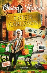 bokomslag Ester Karlsson med K