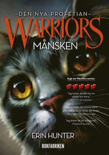 bokomslag Warriors 2. Månsken