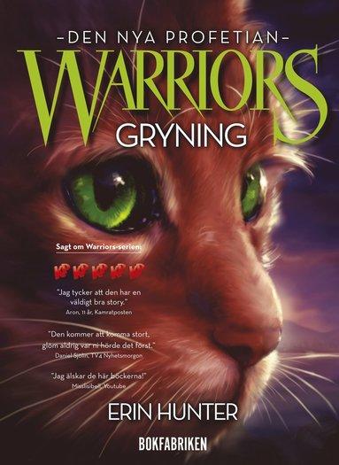 bokomslag Warriors serie 2. Gryning