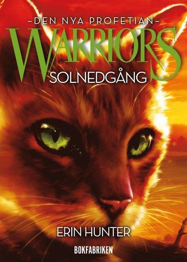bokomslag Warriors serie 2. Solnedgång