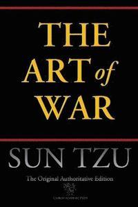 bokomslag Art of war (chiron academic press - the original authoritative edition)
