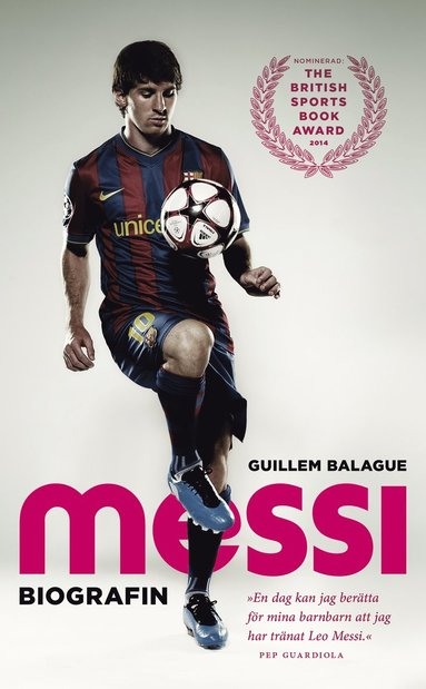 bokomslag Messi : biografin