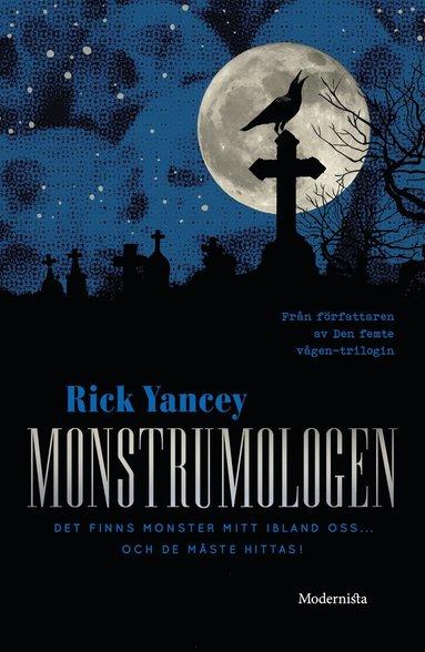bokomslag Monstrumologen