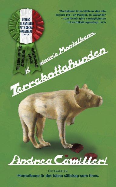bokomslag Terrakottahunden