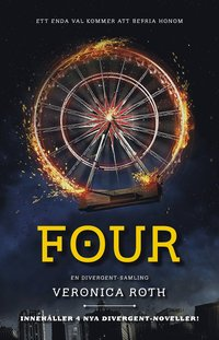 bokomslag Four: En Divergent-samling