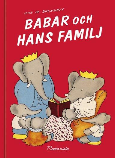 bokomslag Babar och hans familj