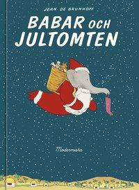 bokomslag Babar och jultomten