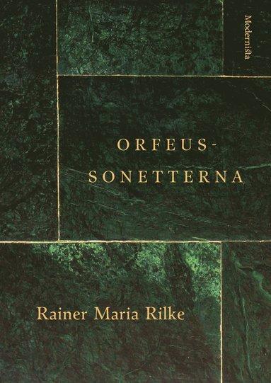 bokomslag Orfeus-sonetterna