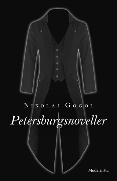 bokomslag Petersburgsnoveller