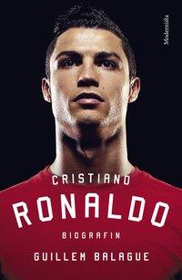 bokomslag Cristiano Ronaldo : biografin