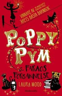 bokomslag Poppy Pym och Faraos förbannelse