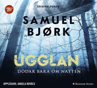 bokomslag Ugglan dödar bara om natten