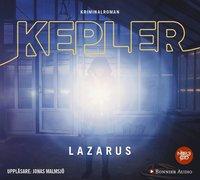 bokomslag Lazarus