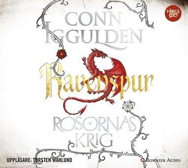 bokomslag Ravenspur - Rosornas krig 4