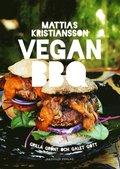 bokomslag Vegan BBQ