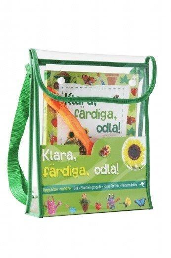bokomslag Klara, färdiga, odla! : roliga och inspirerande projekt för barn som gillar att odla och pyssla