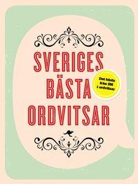 bokomslag Sveriges bästa ordvitsar