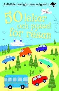 bokomslag 50 lekar och pyssel för resan