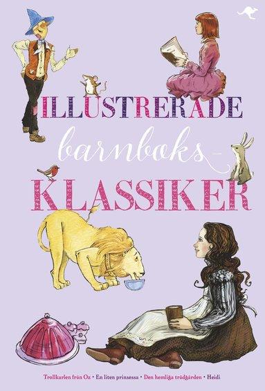 bokomslag Illustrerade barnboksklassiker