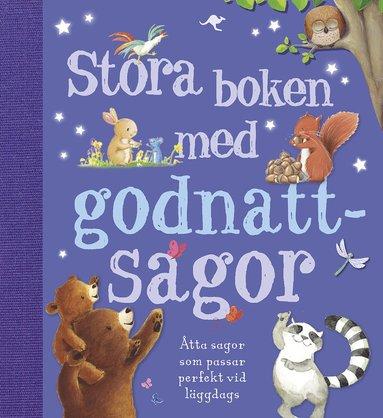 bokomslag Stora boken med godnattsagor