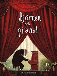 bokomslag Björnen och pianot
