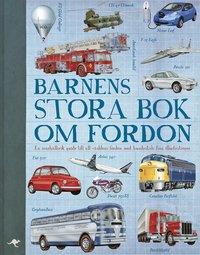 bokomslag Barnens stora bok om fordon