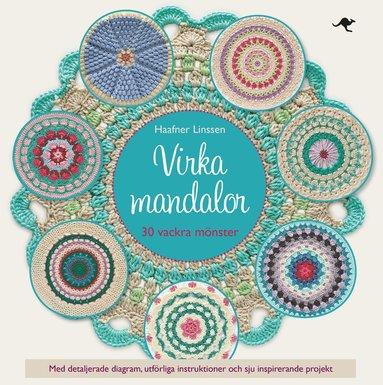 bokomslag Virka mandalor : 30 vackra mönster