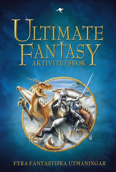 bokomslag Ultimate fantasy : aktivitetsbok
