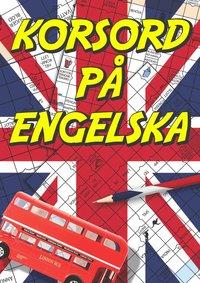 bokomslag Korsord på engelska