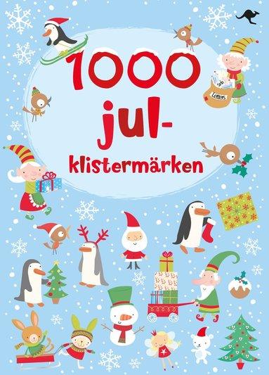bokomslag 1000 julklistermärken